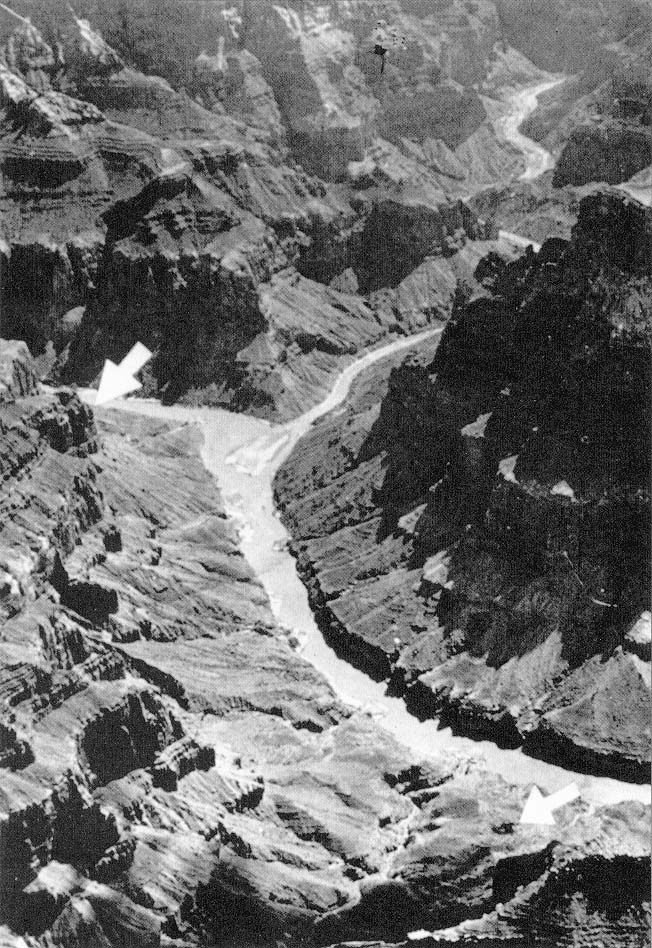1956 grand canyon collision the creation At 1030 am (pst), both aircraft collided over eastern the grand canyon in  the  federal aviation administration (faa) was also created as a result of this tragedy   june 30, 1956: trans world airlines / united air lines, lockheed l-1049.